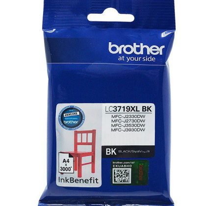 Brother LC3719XL Black Original Cartridge