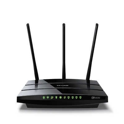 TP-Link Wireless VDSL/ADSL Modem Router AC1200